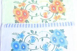 Махровое кухонное полотенце 53х27, фото 2
