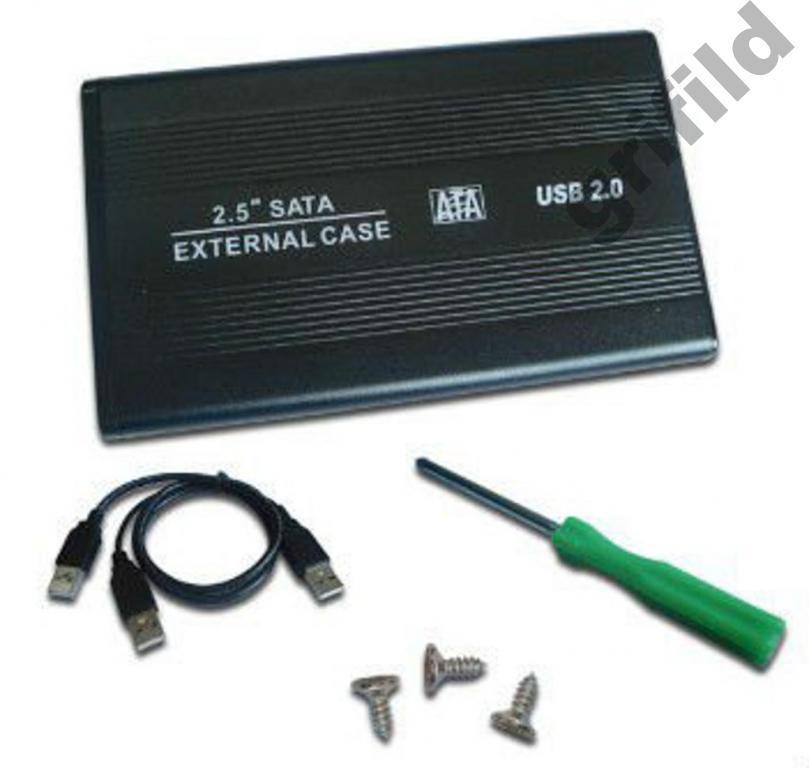 "USB 2.0 карман для 2,5"" SATA HDD диска - GoodSpace в Днепре"