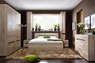 Комплект для спальни BRW Elpasso