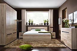 Спальня BRW Elpasso