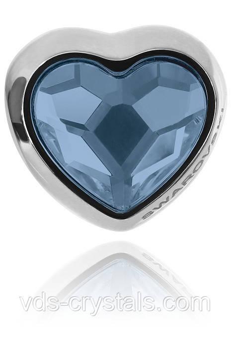 Бусины в cтиле Пандора Swarovski 81951 Denim Blue (упаковка 12 шт)