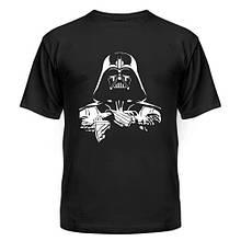 Мужская футболка Звездные Войны, star wars, Vader