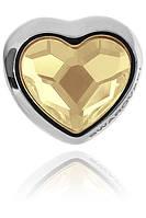 Бусины Swarovski BeCharmed в стиле Пандора 81951 Crystal Golden Shadow (GSHA)