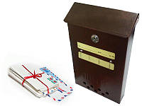Почтовый ящик, ящик для почты, корреспонденции