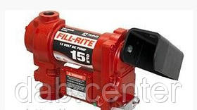 Для бензина FR2405, 24В, 60 л/мин, Tuthill Fill-Rite (США)