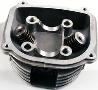 Головка цилиндра 4T GY6 125  (для двигателя 152 QMI, голая с клапанами) (class:A)