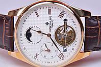 Наручные мужские часы Patek Philippe GENEVE механика
