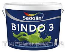 Sadolin Bindo 3 латексна глубокоматовая фарба 10 л