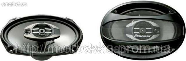 🔥✅ Автомобильная акустика колонки Pioneer TS-A6983S 440W , Динамики, для автомобиля 6983, A6983S