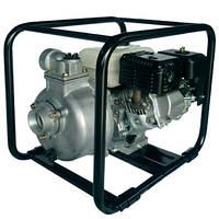 Мотопомпа для чистой воды 50х50мм, Honda GX160, 520л/мин, подача 32 м, забор 8м, 23.5 кг Daishin SCR-50HX.