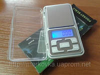 Карманные ювелирные весы 0,01 - 100 гр Domotec MH-100,  Портативные, электронные 100гр
