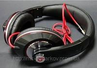Наушники Monster Beats by Dr. Dre Studio black, купить черные