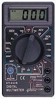 Мультиметр тестер вольтметр амперметр DT-830В ,  вольтметр DT830В, DT 830В