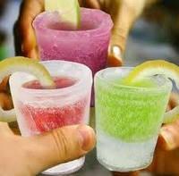 Форма для ледяных стаканчиков, охлаждение напитков,  формы для ледяных стаканчиков, фото 1