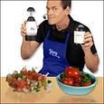 Slap Chop, Слэп Чоп, измельчитель Хепі Чоп, для продуктов, пищевой измельчитель, Овощерезка, фото 4