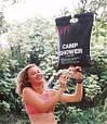 🔥✅ Душ для дачи Camp Shower Bag, портативный душ Super solar shower, фото 2