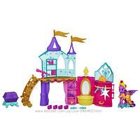 Кришталевий замок Іскорка My little pony від Hasbro