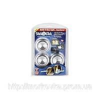 Светодиодный светильник Stick n Click, 3 шт.,  светодиодные светильники, фото 1