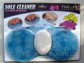 Массажный коврик с пемзой Sole Cleaner,
