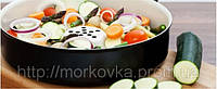 Сковородка паровая Dry Cooker Драй кукер Керамика,  Dry Cooker Драй кукер, фото 1