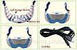 Массажер для глаз Eye Care Massager очки, массажер для глаз, Массажер для глаз FF-608B, фото 4