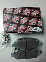Колодки тормозные задние (ASHIKA) на Mitsubishi Lancer, Outlander