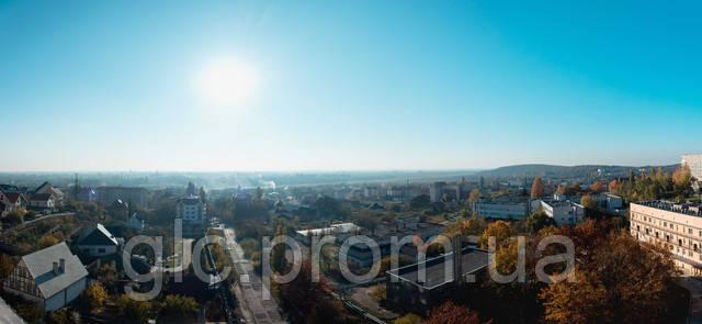 """Вигляд з балконів житлового комплексу """"Green Land"""""""