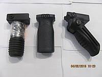 Тактические рукояти для переноса огня, крепление на планку вивера