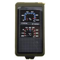 Многофункциональный 10 в 1 туристический военный компас с функциями: термометра, гигрометра, отражателя и т.д.