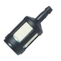 Фильтр топливный для бензопил/мотокос (войлок)