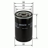 Фильтр масляный Subaru (производство Bosch ), код запчасти: 0 451 103 275