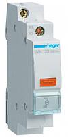 Индикатор LED 230В, желтый, 1м SVN123 Hager