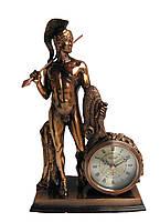 "Часы интерьерные FR-1247g ""Ясон"" цвет медь 26см."