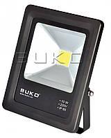 Прожектор 10W LED 6400K Чёрный  800LM
