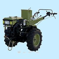 Мотоблок дизельный КЕНТАВР МБ 1081Д (8.0 л.с.), фото 1