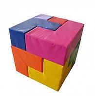 Детский модульный набор Кубик Сома