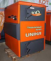 Котёл пиролизный твердотопливный КОТэко Unika (Уника), 150 кВт
