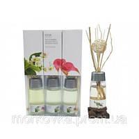 Аромадиффузор с запахом розы ароматизатор бамбук Ароматизатор для дома , фото 1
