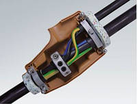 Заливная ответвительная муфта P 2 GG (для кабелей диаметром 13-25мм)
