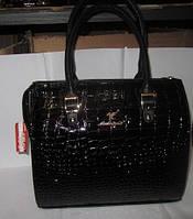 Стильная каркасная женская сумка