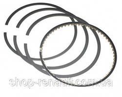 Кольца поршневые (комплект на 1 поршень) STD 79.5 Logan/MCV/Sandero/Duster MPI MAHLE KOLBEN 022 02 N0