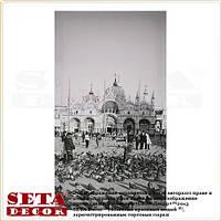 Репродукция Собор Сан Марко, 30х60 см фотопечать на холсте