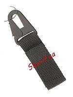 Карабин  для ключей MIL-TEC Black, 15916002