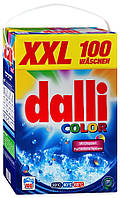 Бесфосфатный стиральный порошок Dally Color