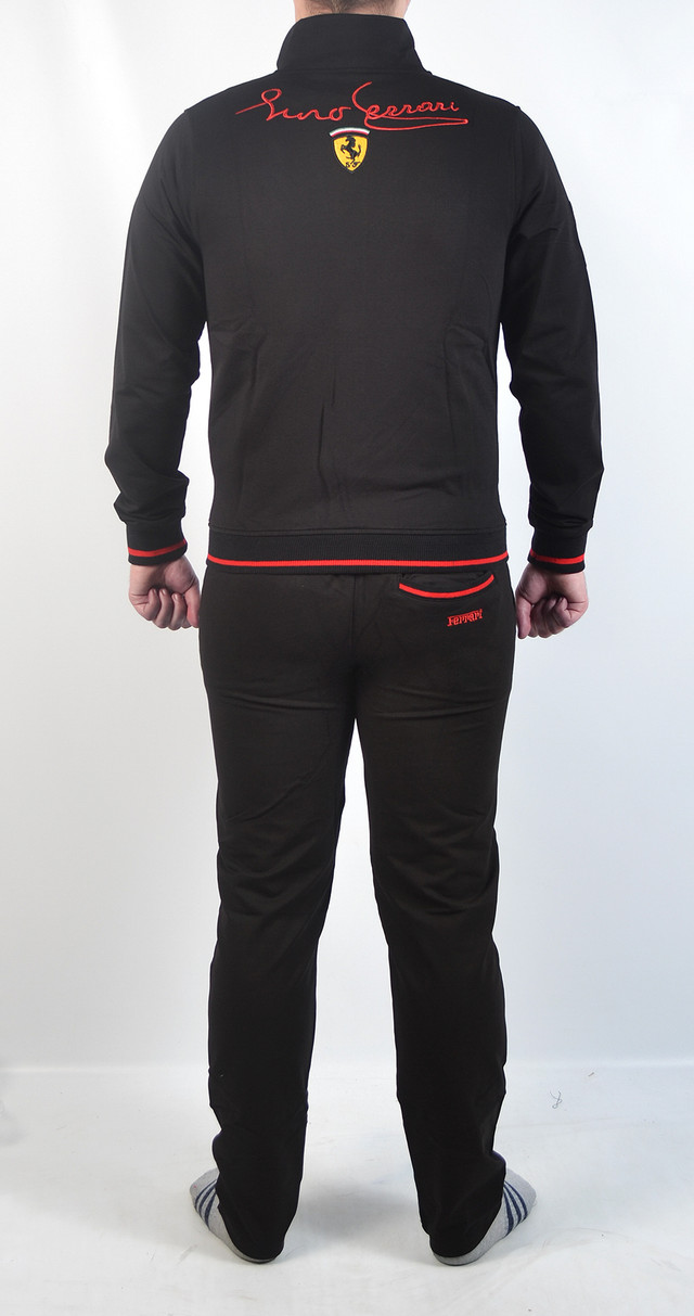 Мужской спортивный костюм Ferrari - 120-9  продажа, цена в ... a1c6dc8a96e