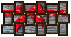 Мультирамки дерев'яні Рамекс на 18 фото
