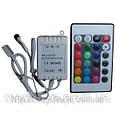 🔥✅ RGB пульт 24 кнопки контроллер для управления светодиодными RGB лентами, controller,, фото 5