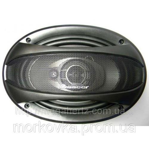 🔥✅ Автомобильная акустика колонки Pioneer TS-6963 300W, Динамики для магнитолы A6963E, TS-A6963E