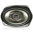 Автомобильная акустика колонки Pioneer TS-6963 300W, Динамики для магнитолы A6963E, TS-A6963E, фото 2