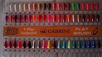 Лак для ногтей Gabrini 3D-эффект